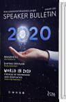 CSA Speaker Bulletin cover