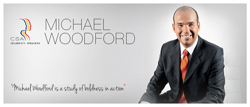 Michael Woodford MBE