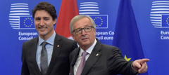 Canada and the EU Sign Historic Free Trade Deal