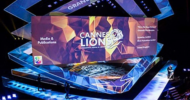 The Cannes Lions Festival of Creativity 2018