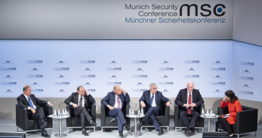 Munich Security Conference 2019