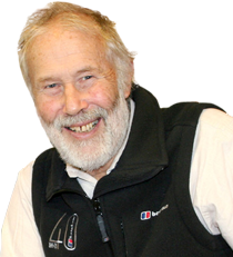Chris Bonington CVO, CBE, DL