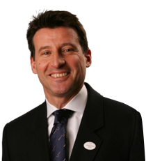 The Rt Hon. Lord Sebastian Coe KBE